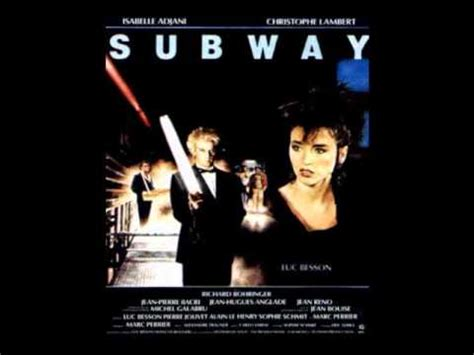 eric serra subway subway guns people eric serra 1985 youtube