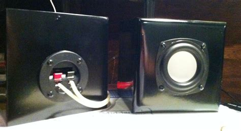 diy bookshelf speakers brim studio