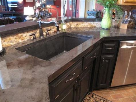 Pour Your Own Concrete Countertops by How To Pour And Install Concrete Countertops In Your