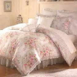 shabby chic floral bedding vintage chic eliza comforter 8 pc bedding set shabby