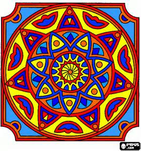 aztec colors free coloring pages of of the sun