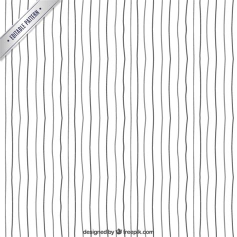 line pattern vector background hand drawn lines pattern vector free download