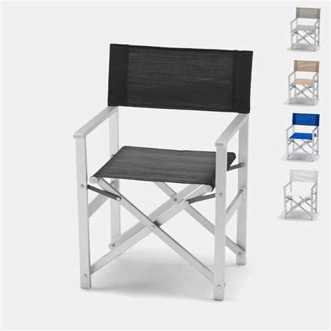 sedie da mare sedia da mare richiudibile salva spazio idfdesign