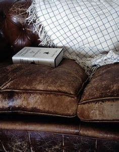 Battered Leather Sofa What Ho On Pinterest Tweed Country Homes And Equestrian