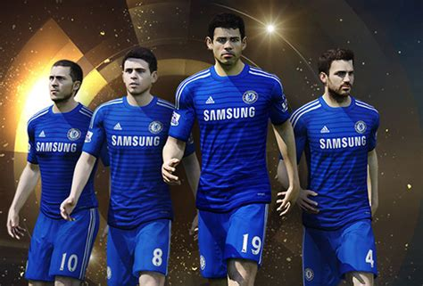 fifa 15 top goal scorers revealed by ea sports daily
