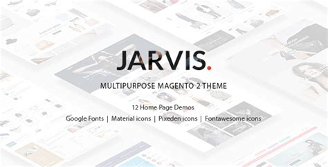 themeforest jarvis jarvis ecommerce download nulled rip