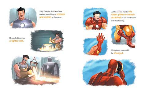Iron An Origin Story invincible iron an origin story abdo