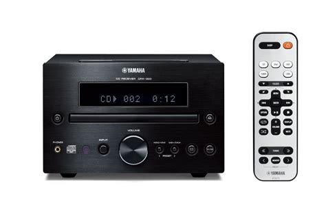 Small Footprint Home Theater Receiver Yamaha Crx 332 Audiogurus Store