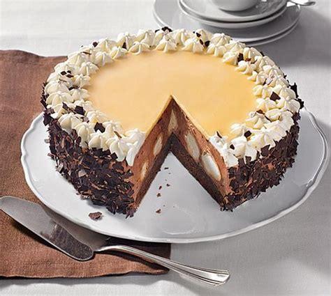 Leckere Torten by Schokosahne Windbeutel Torte Rezept Torte Und Rezepte