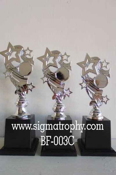 Trophy Piala Figur Bintang Delapan Tatakan Bulat sigma trophy jual trophy murah pusat trophy marmer