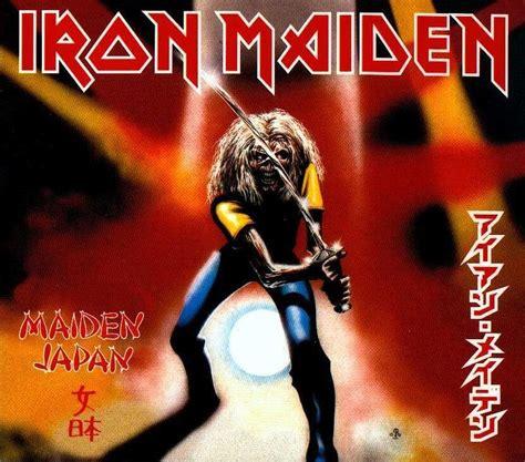 best iron maiden album iron maiden top 5 live albums talking rock