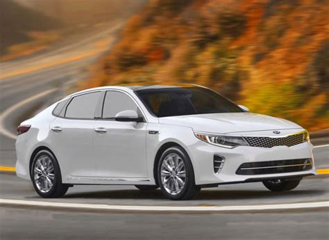 Consumer Report Kia Optima 2016 Kia Optima New York Auto Show Consumer Reports
