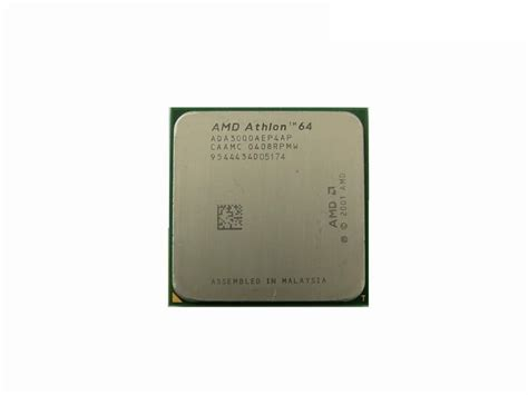 Amd Sockel 754 by Amd Athlon M64 3400 Socket 754 Cpu