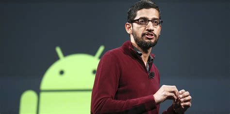 Sundar Pichai Mba In by 5 Facts About Sundar Pichai That You Ought To Inspire You
