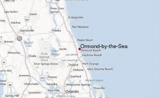ormond florida map ormond by the sea location guide