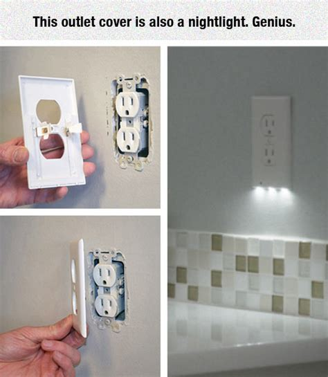 no power in bathroom outlets led night light outlet covers install in seconds use just