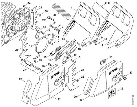 stihl 066 parts diagram stihl 026 parts diagram car interior design
