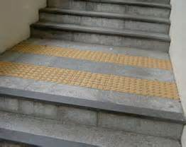 Stair Warning Strip by Asd Universal Accessibility For External Areas Open