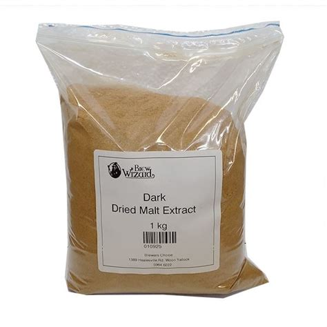 Dried Malt Extract by Brewers Choice Dried Malt Extract 1kg