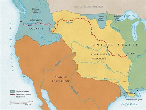 louisiana purchase interactive map louisiana purchased national geographic society