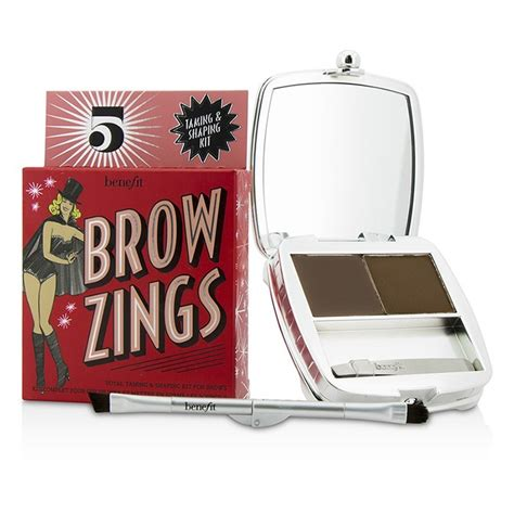 Benefit Brow Zings 5 benefit brow zings total taming shaping kit for brows