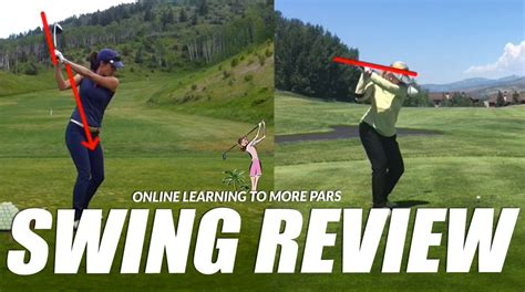 perfect connection golf swing review online lesson 187 swing review golf survival guide