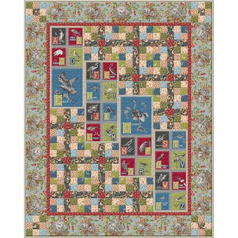 birds of a feather quilt kit