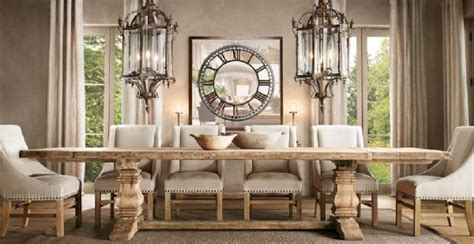 Restoration Hardware Dining Room Restoration Hardware Dining Room