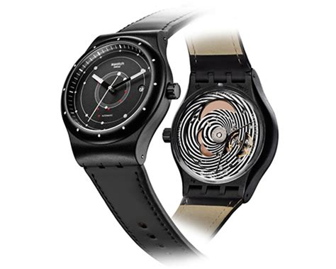 wywi the new automatic swatch sistem 51 tigerdroppings