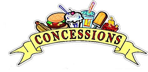 Concession Clipart And Graphics Clipart Panda Free Clipart Images Concession Stand Flyer Template