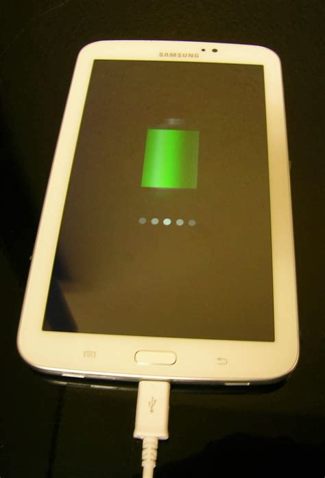 why is samsung tablet charging outside of the charging problem samsung galaxy tab 3