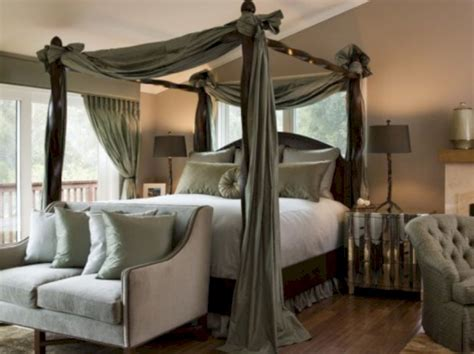 canopy bed decor 43 best diy bedroom canopy for those renting apartment