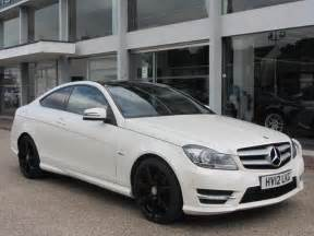 Mercedes White White Mercedes C220 For Sale
