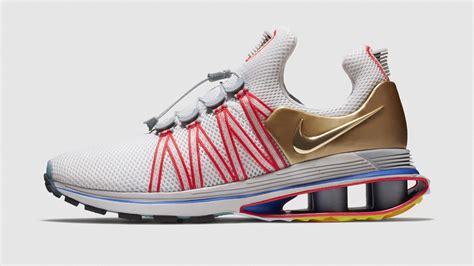 Nike Shock the nike shox gravity ushers in the return of shox