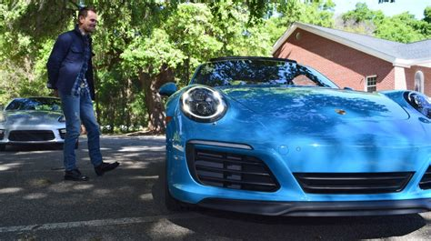 miami blue porsche wallpaper 2017 porsche 911 carrera s first drive in miami blue