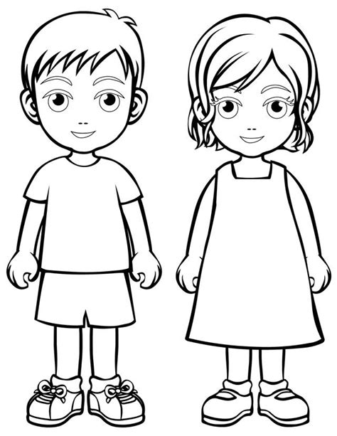 Coloring Pages Boy And printable boy coloring pages coloring me