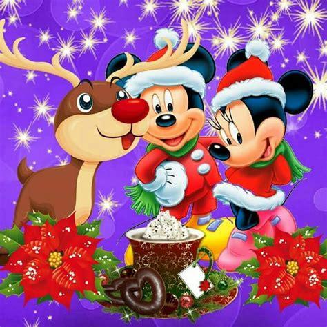 imagenes de navidad disney pin de lynn barron en mickey mouse pinterest