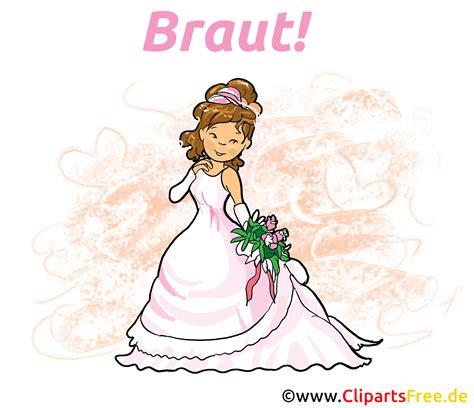 Hochzeit Bilder by Braut Clipart Hochzeit Bild Illustration