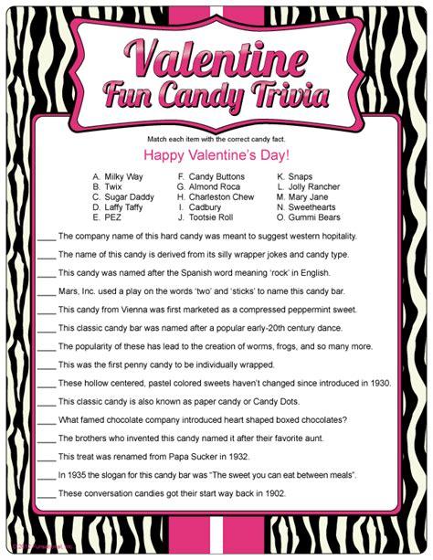free printable valentine games for adults valentine fun candy trivia mooshy mooshy pinterest