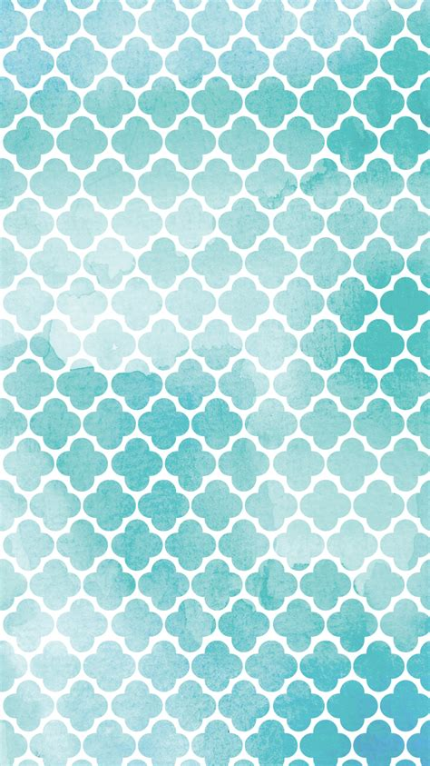 background pattern teal be linspired iphone wallpaper backgrounds free download