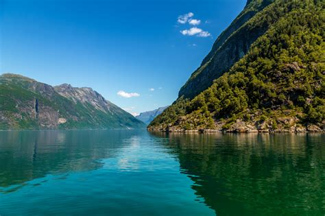 fjord one geirangerfjord one of the prettiest sights in norway