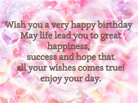 Quotes Happy Birthday To My Happy Birthday Quotes For Husband Wife Boyfriend Or