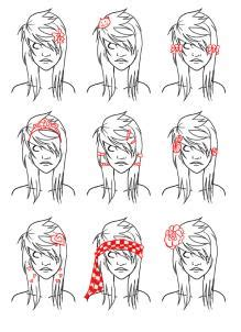step by step emo haircut how to draw scene hair scene hair step by step hair