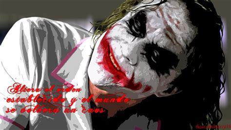 imagenes de joker con frases wallpaper y frases del guason heath ledger bonus track