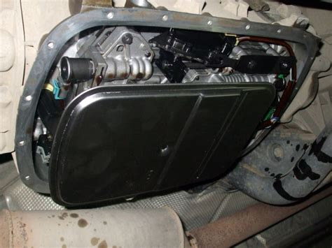 range rover gearbox change fullfatrr view topic how to change td6 automatic