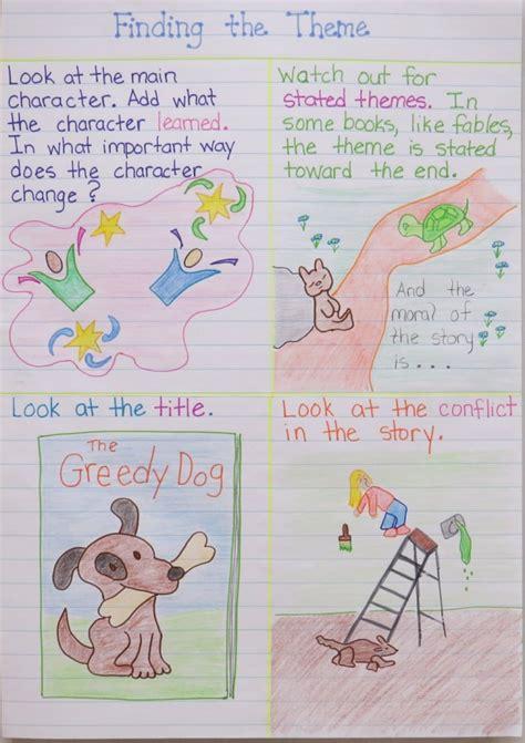story elements themes story elements