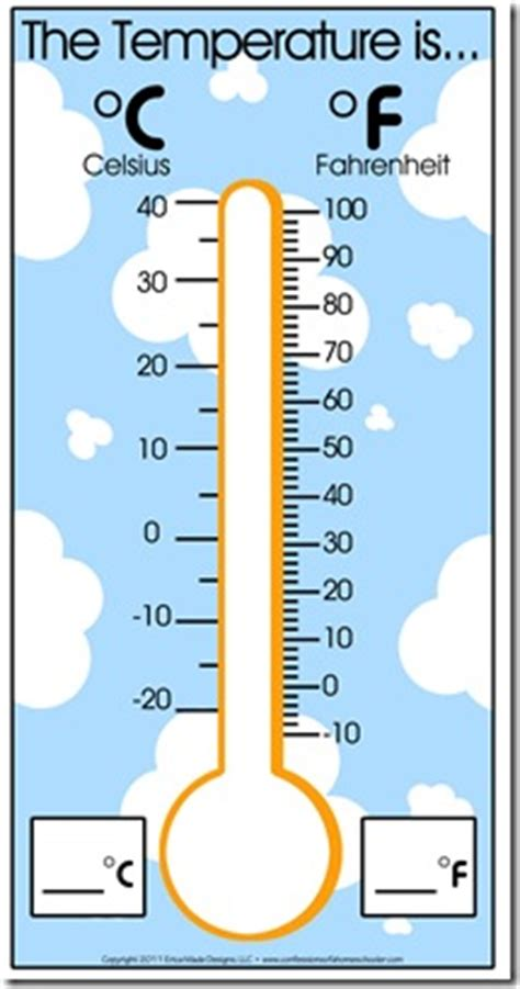 what temperature is cold to leave a outside calendar time printables vol 2 confessions of a homeschooler