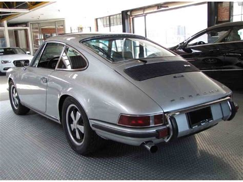 Porsche C 911 by 1972 Porsche 911 For Sale Classiccars Cc 1037024