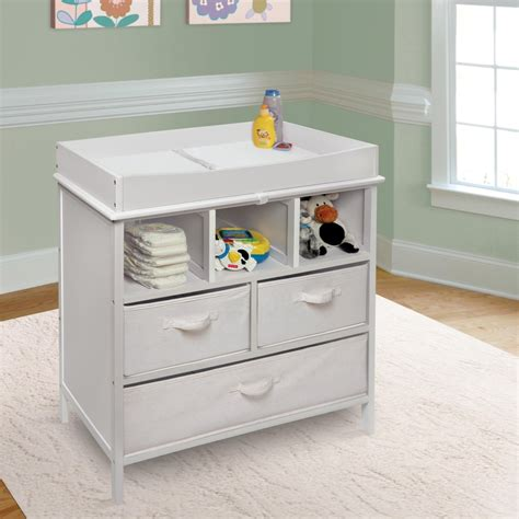 organizer for changing table well changing table organizer furniture