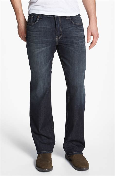 Fidelity Denims 07 Line by Fidelity Denim Camino Relaxed Fit In Blue For
